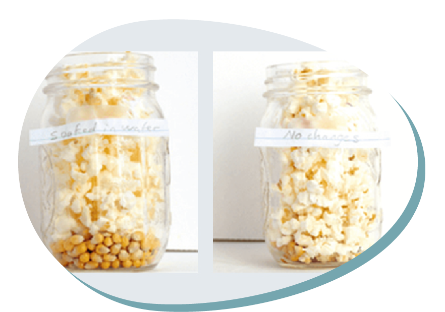 Other ways of cooking popcorn