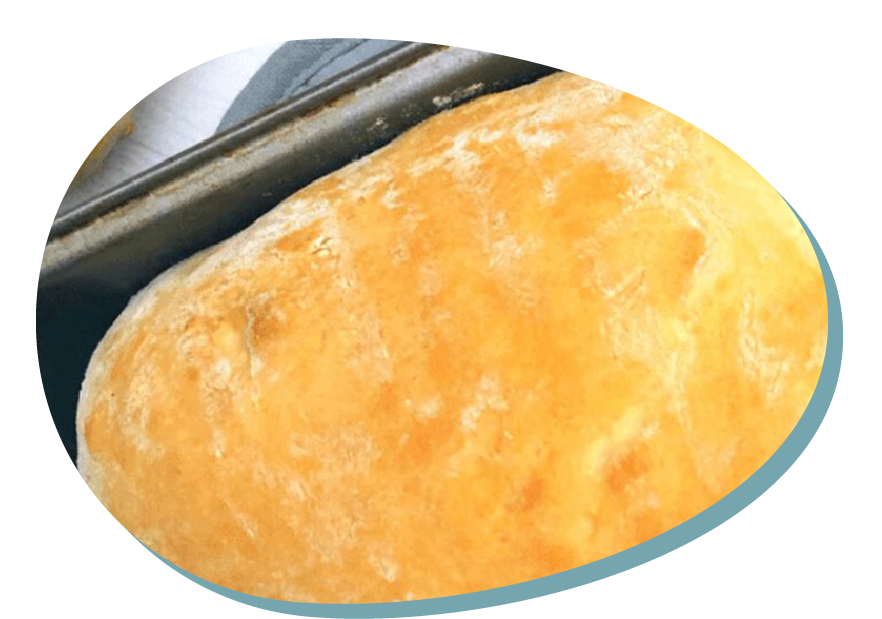 Using a zip-bag to make bread