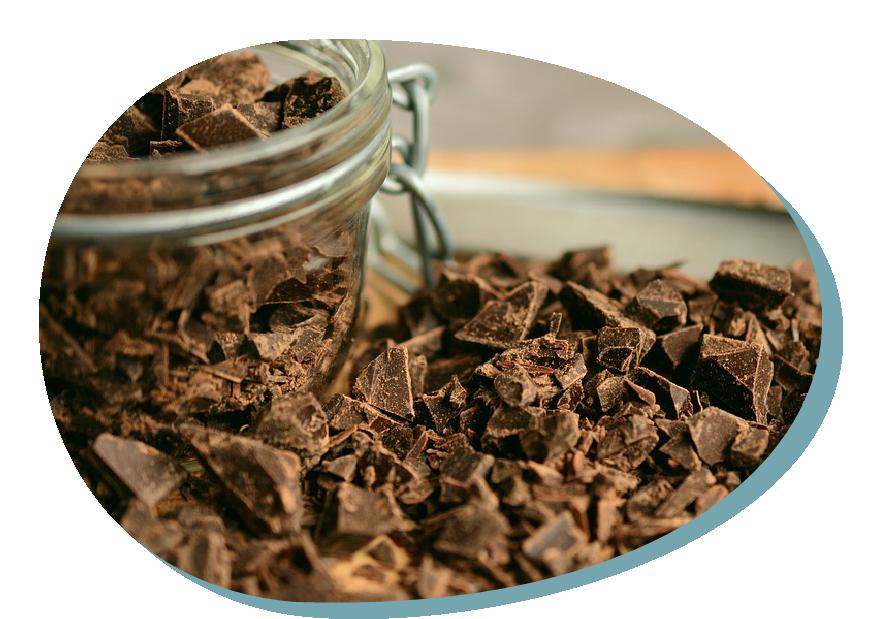 Endorfinas de chocolate